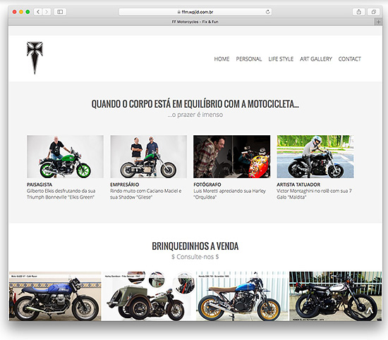 FF Motorcycles